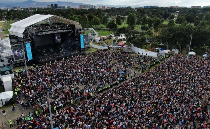 El abecé de la reactivación de los eventos masivos en Bogotá