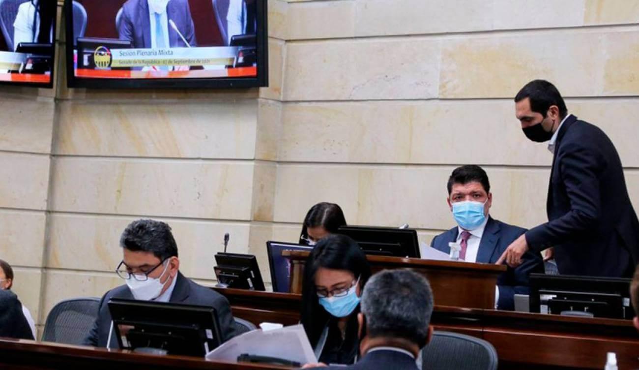Monto de presupuesto de 2022 supera los $350 billones de pesos