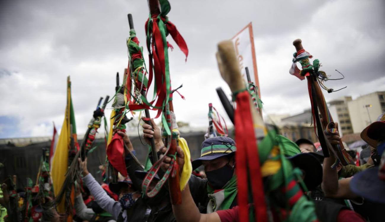 Pueblos Indígenas de Colombia lanzan llamado de auxilio