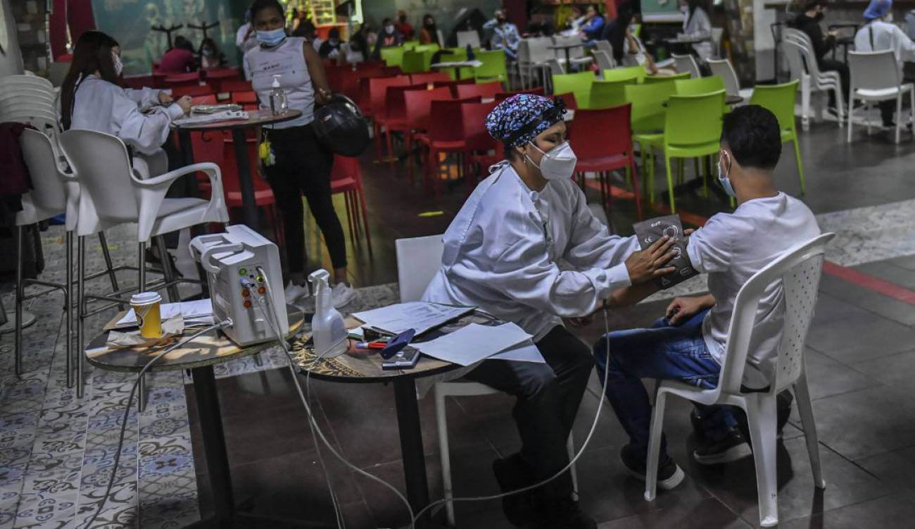 Colombia llega a más de 40 millones de vacunas aplicadas