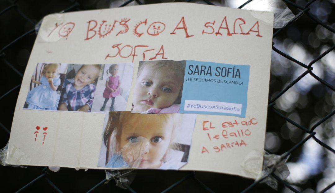 Caso Sara Sofía Galván: la explicación de la Fiscalía a libertad para mamá y padrastro de la niña
