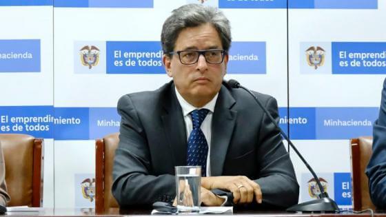 Alberto Carrasquilla, nuevo codirector del Banco de la República