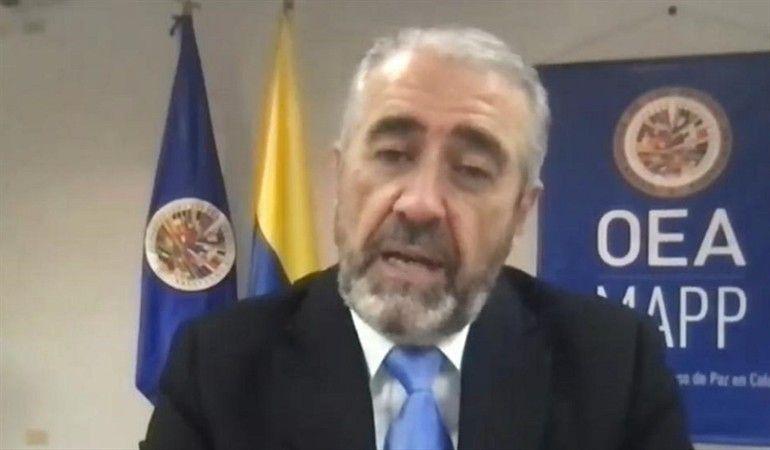OEA, preocupada por situación de orden público en varios departamentos del país