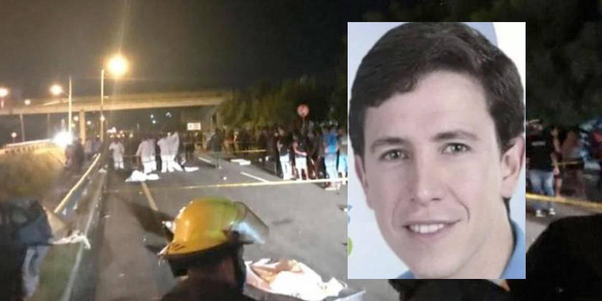 mpresario que causó la muerte a 6 jóvenes en Santa Marta será visitado por Juez