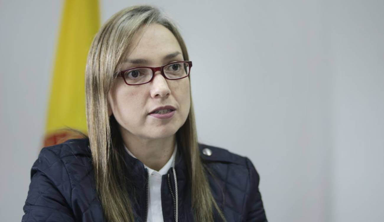 Carmen Ligia Valderrama Rojas es la nueva ministra Tic