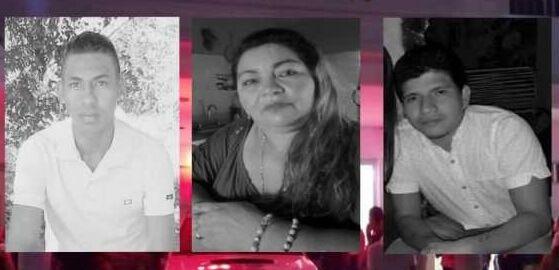 Mamá e hijo fueron asesinados en Campoalegre