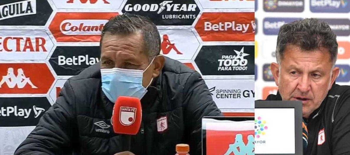 Juan Carlos Osorio no dio la cara tras la derrota en la Superliga