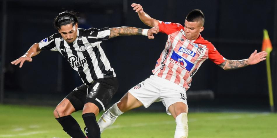 Junior eliminado de la Copa Sudamericana