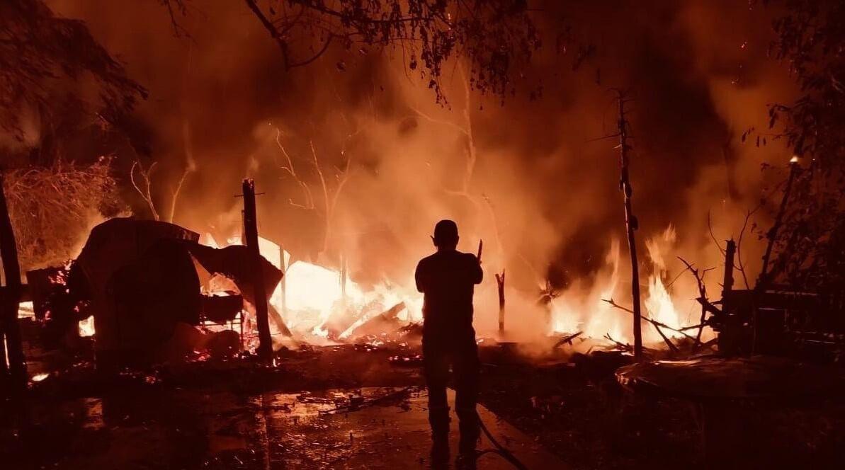 Agosto registró mayor número de casos de incendios en Neiva