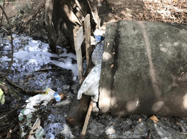 ¿Qué ha pasado con el afluente La Carepa?