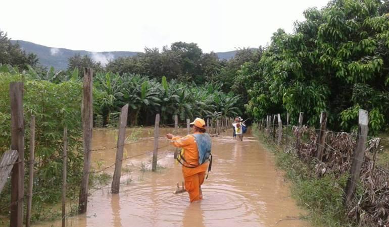 El Huila se prepara para la temporada de lluvias