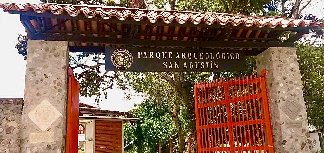 La otra cara del Parque Arqueológico de San Agustín