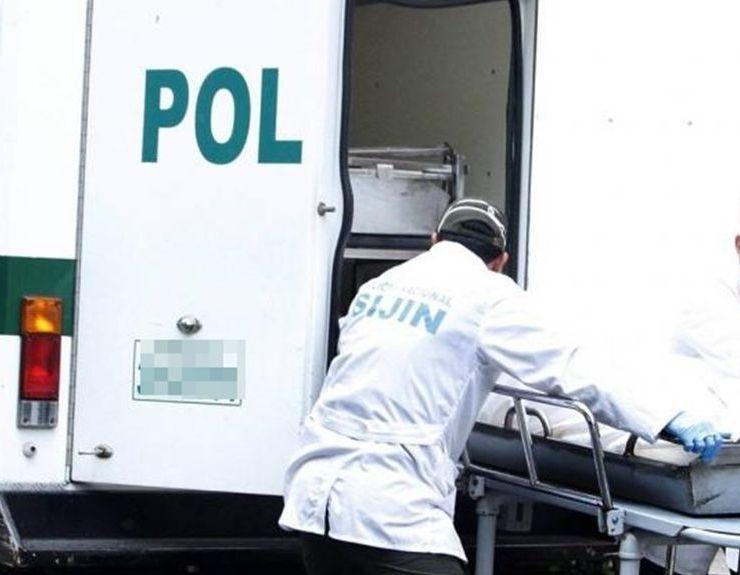 Un homicidio se registró en Villavieja