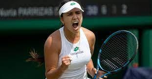 Mariana Camila Osorio derrotó a la sexta mejor del tenis
