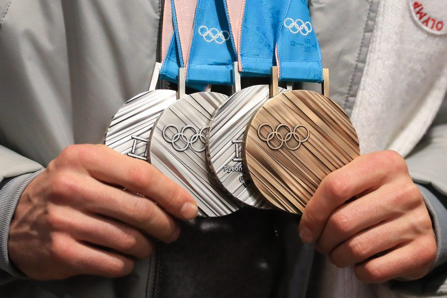 Tabla de medallería de los Juegos Olímpicos 2020