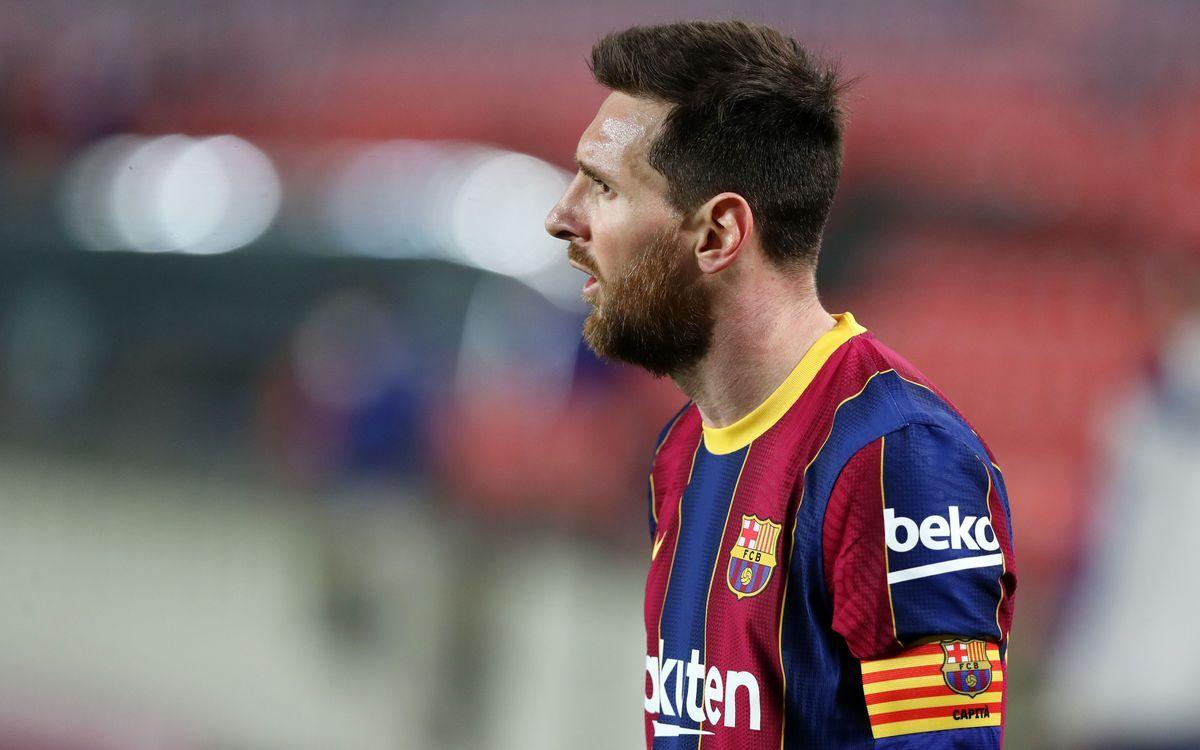 Salida de Messi podría costarle perdidas millonarias al Barcelona