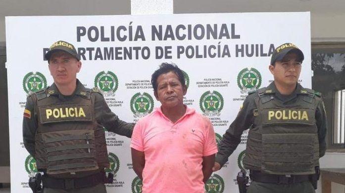 Un homicidio se presentó en Gigante, Huila