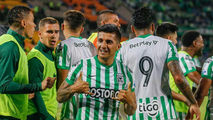 Nacional sigue como invictos en la Liga al ganarle a La Equidad