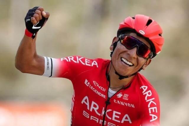 ¿Nairo Quintana está pensando en el retiro del ciclismo?