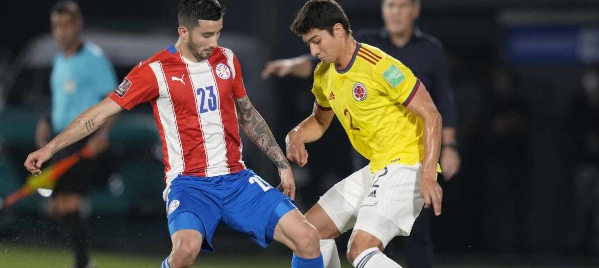Selección Colombia recibirá a Paraguay en otro horario
