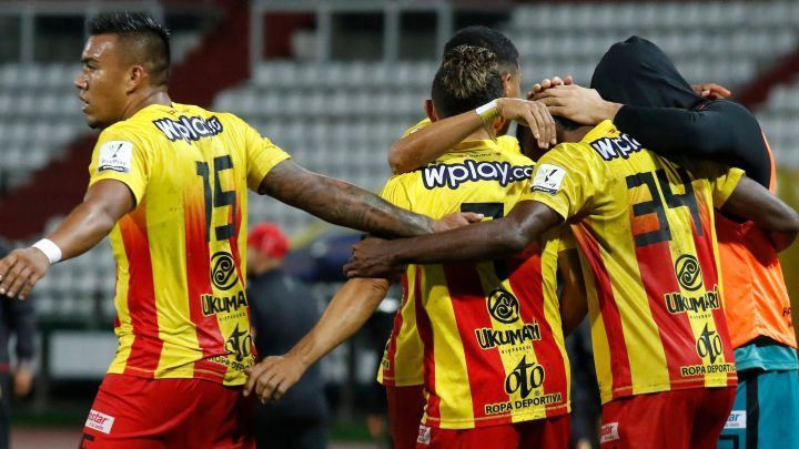 Agresiones entre aficionados del once Caldas y Deportivo Pereira