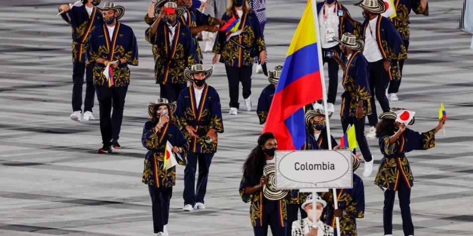 Programación de los colombianos en Juegos Olímpicos  jueves 29 y el viernes 30 de julio