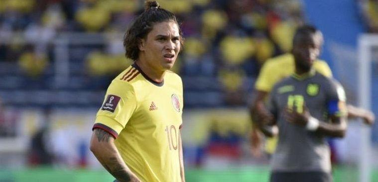 Quintero sería la primera baja de la Selección Colombia
