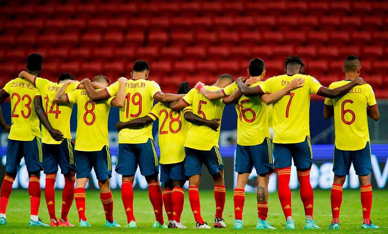 Dos bajas confirmadas de Colombia, así queda la defensa y delantera