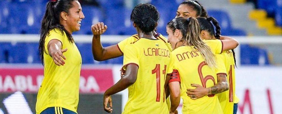 Colombia es sede de la Copa América Femenina 2022