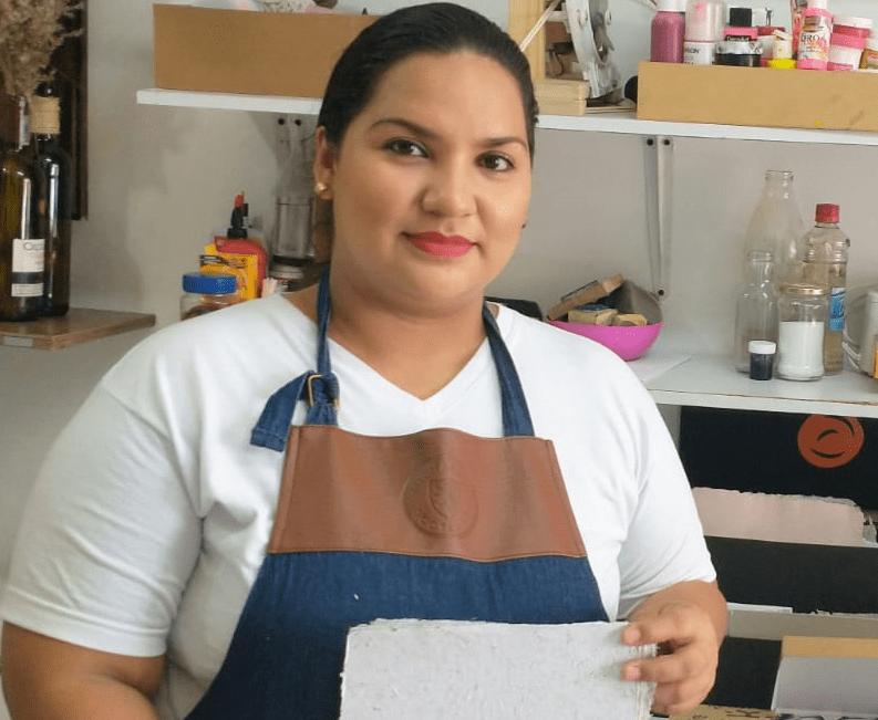 """""""Mi sueño es darle valor al reciclaje"""""""