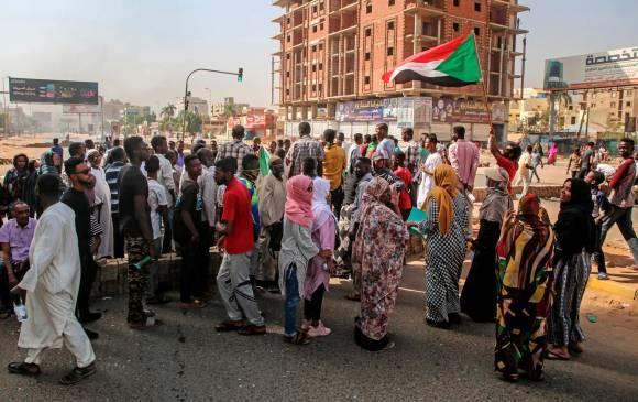 Militares dan golpe de Estado en Sudán