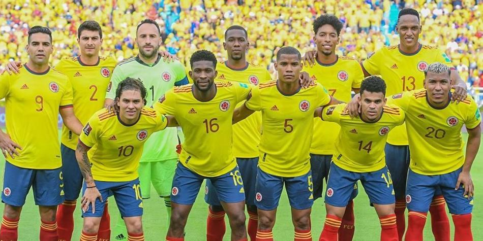 Tabla de posiciones a Qatar 2022 Sudamericana