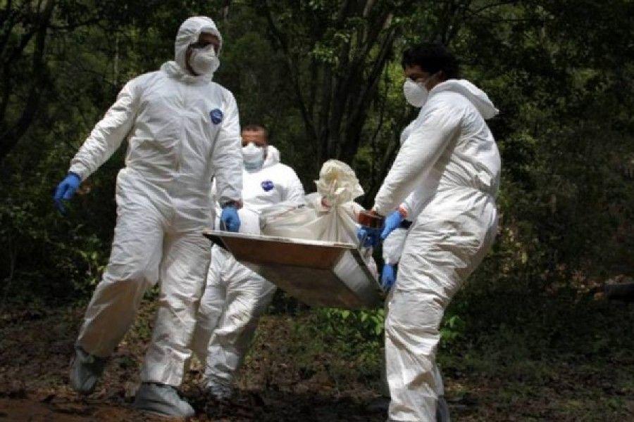 Hallan cuerpo sin vida en estado de descomposición en Campoalegre