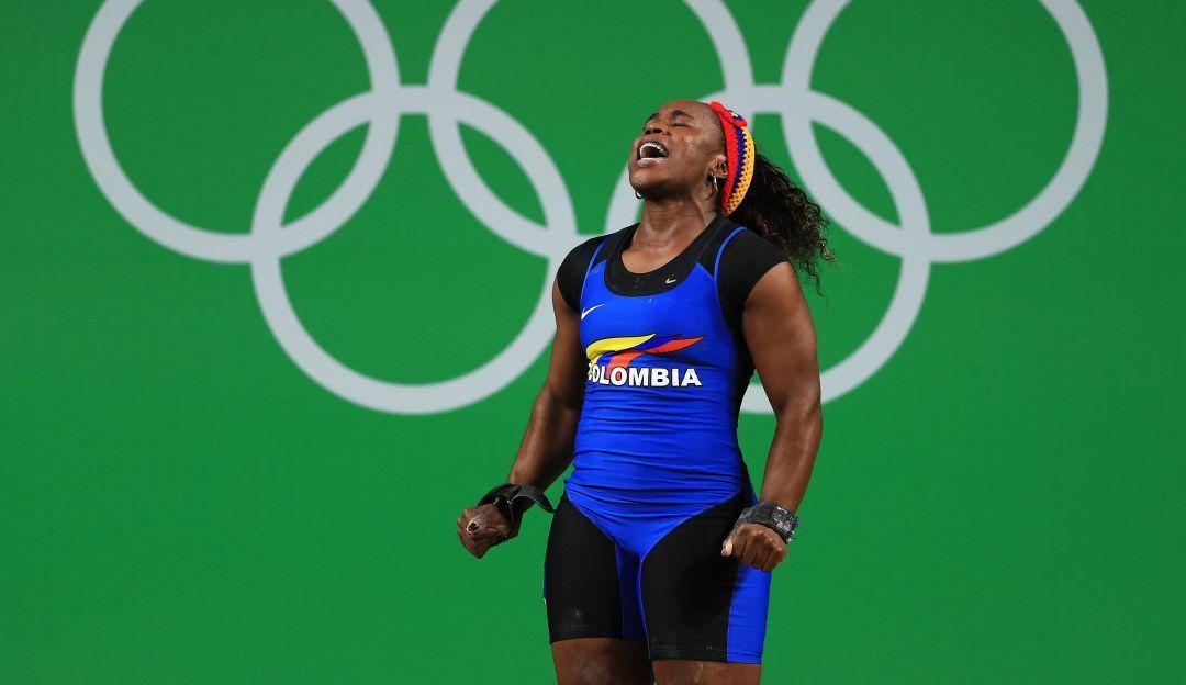 Ubaldina Valoyes recibirá medalla de bronce de los Juegos Olímpicos de Londres 2012