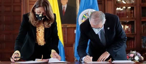 Gobierno renovó mandato de La MAPP-OEA