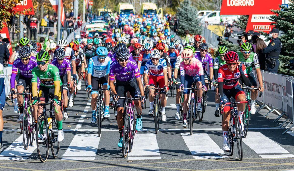 La Vuelta a España inicia su segunda semana sin COVID-19